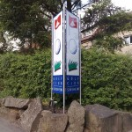 Golfclub Buchenaerhof Aussenschild