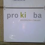 KA prokiba Schild