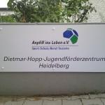 Kirchheim JFZ Schild